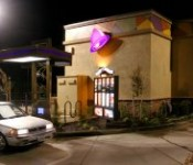 Taco Bell Drive Through