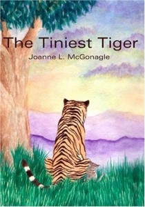 The Tiniest Tiger book cover